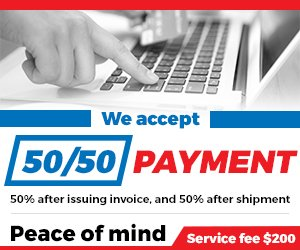 50/50 Payment