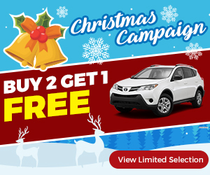 Buy 2 Get 3 Japanese Used Cars