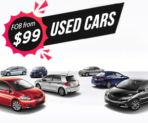 Used cars from $99