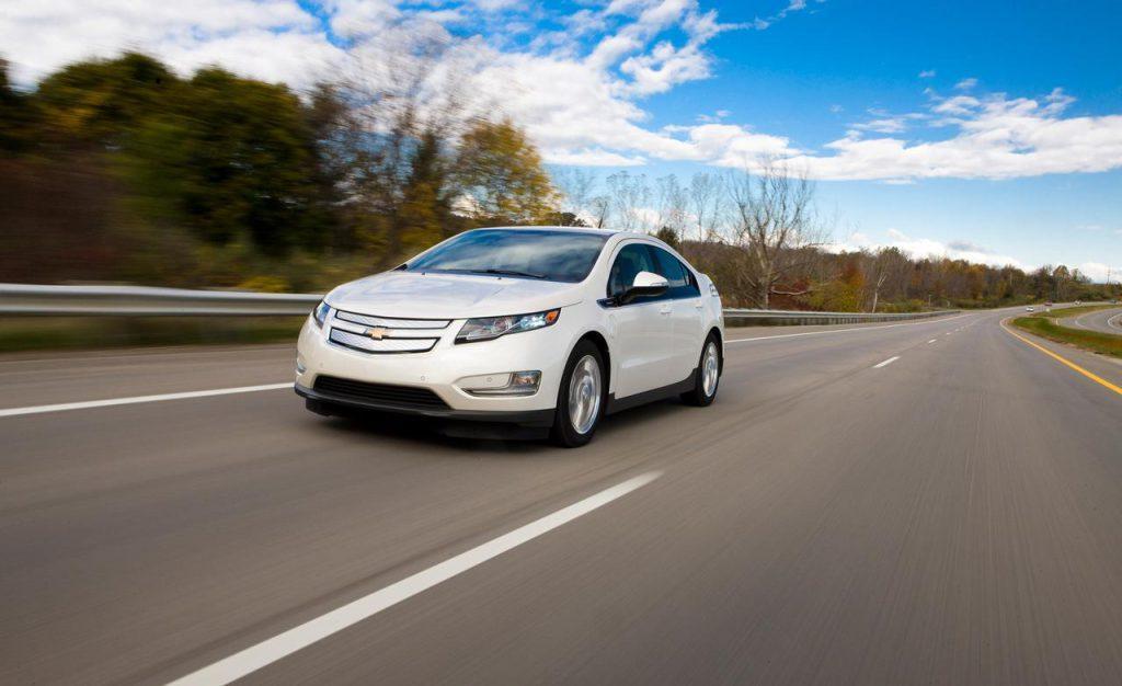 Modern hybrid cars also run in the highway