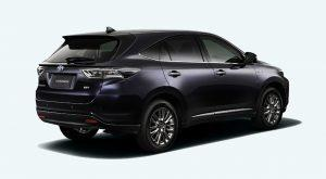 Toyota Harrier 2015 review