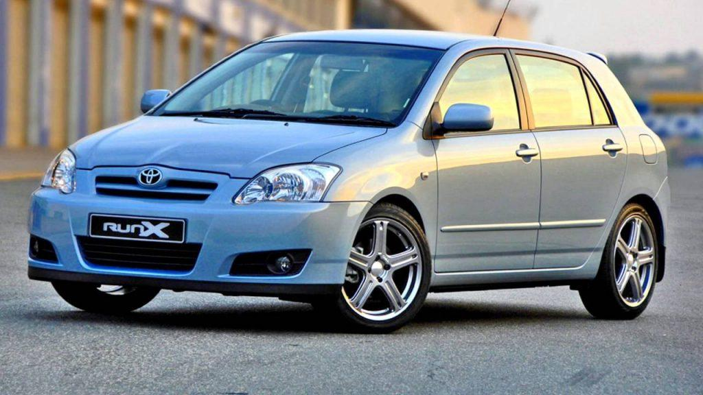 Overview about Toyota Corolla RunX