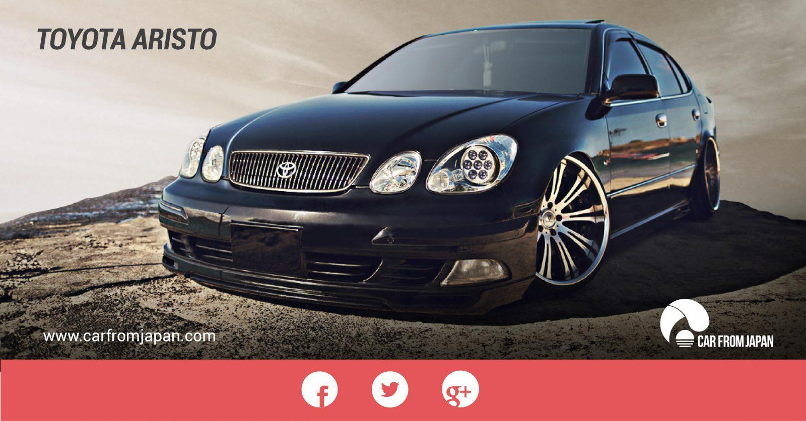 Toyota Aristo Review A Mid Size Luxury Car Car From Japan