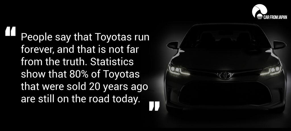Toyota facts