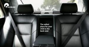 Travelling with a Child Car Safety Tips