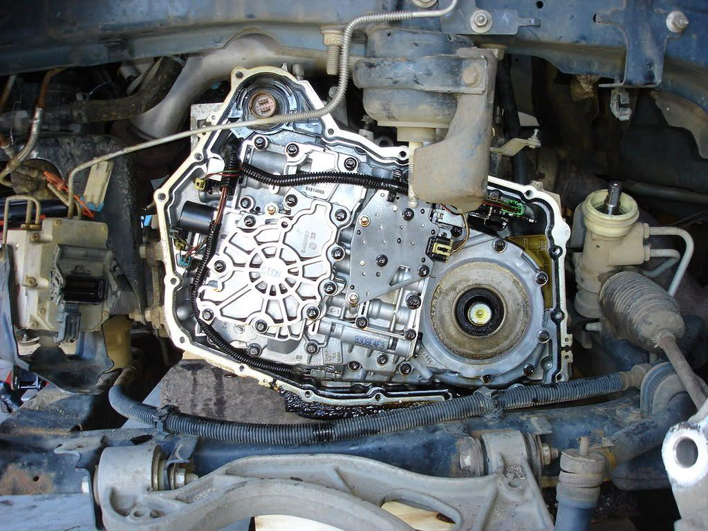 common transmission problems