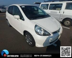 2005 Toyota Vitz vs 2005 Honda Fit