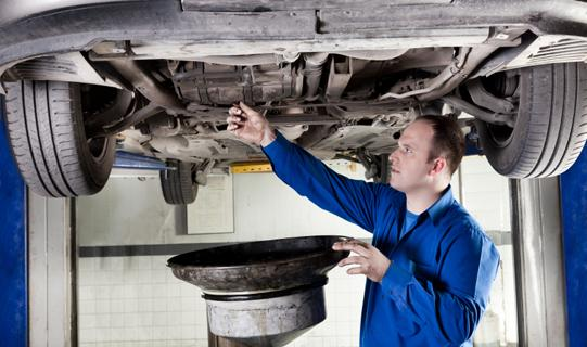 Top 4 Recurring Transmission Maintenance Services