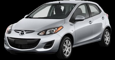 Vehicle Spotlight: 2014 Mazda 2