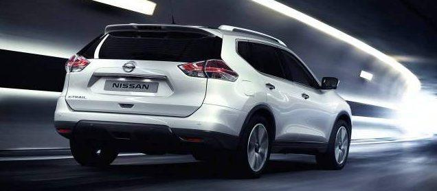 Performance of Nissan X-Trail on the road