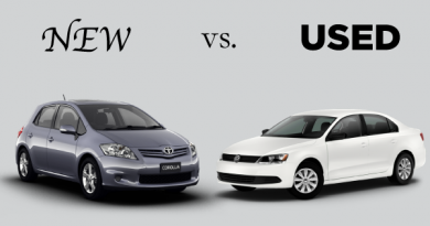 Questions That Will Help You To Decide On A Used Or New Car