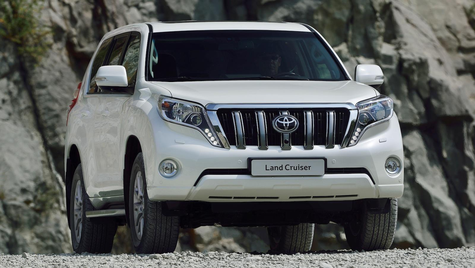 Facts on Toyota Land Cruiser Prado and 2014 GX Lexus