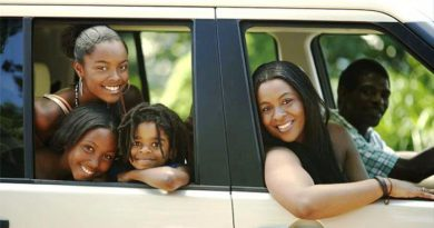 best family car for african