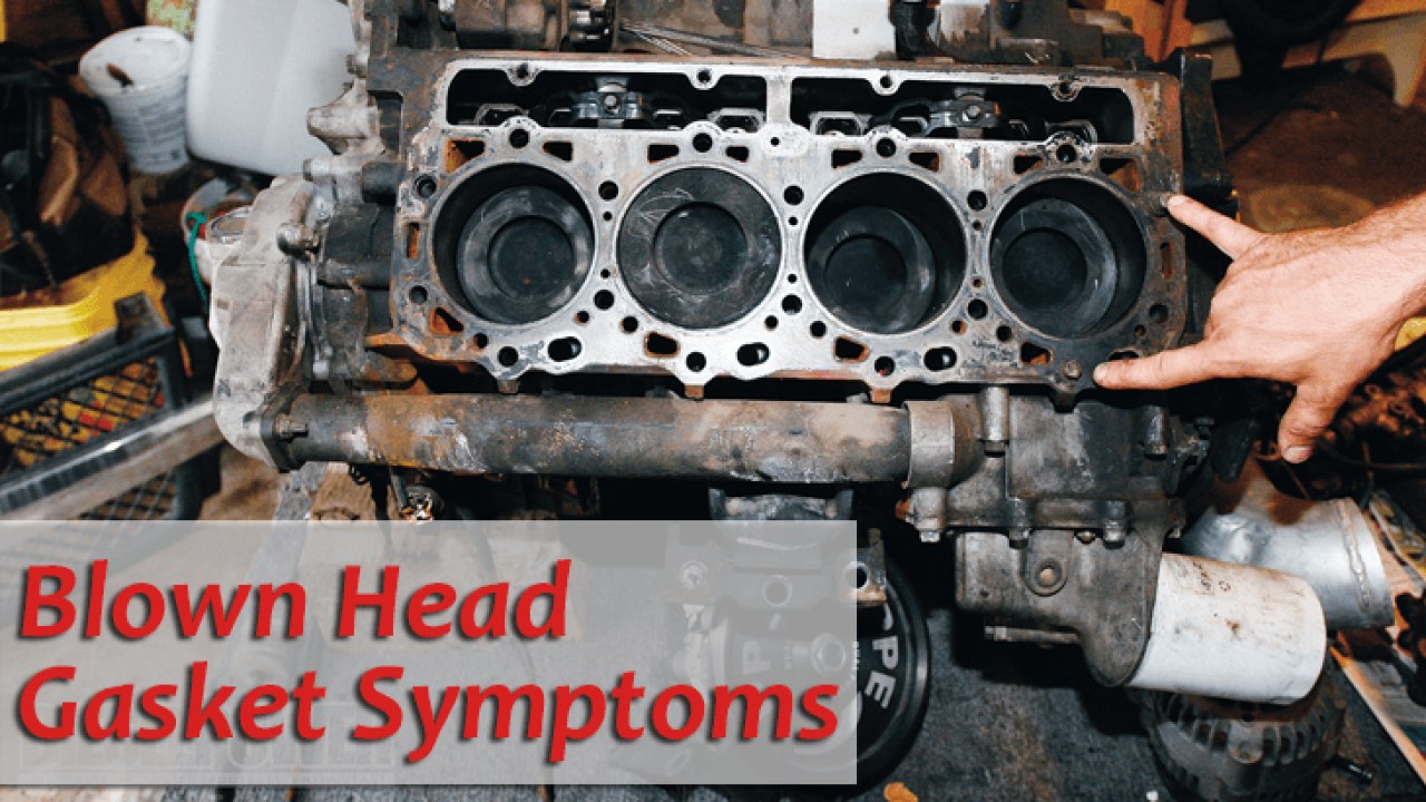 Blown Head Gasket Symptoms >> Detecting Head Gasket Issues And The Solution Car From Japan