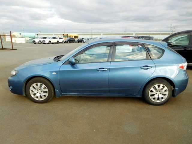 Used Subaru Impreza 2008