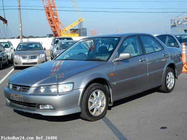 Second hand Honda Accord 1999