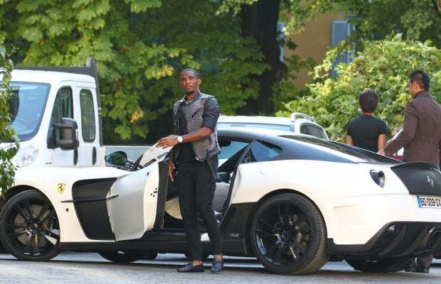 5 of the Most Expensive Cars of African Footballers