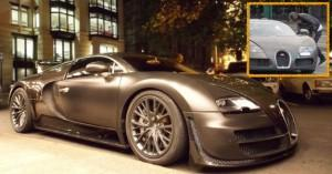 Samuel Eto'o - Bugatti Veyron