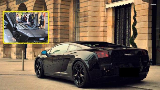 Sulley Muntari – Lamborghini Gallardo