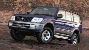 1999 Toyota Landcruiser Prado GXL
