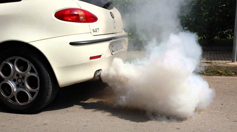 What Does White Smoke Mean For Your Car