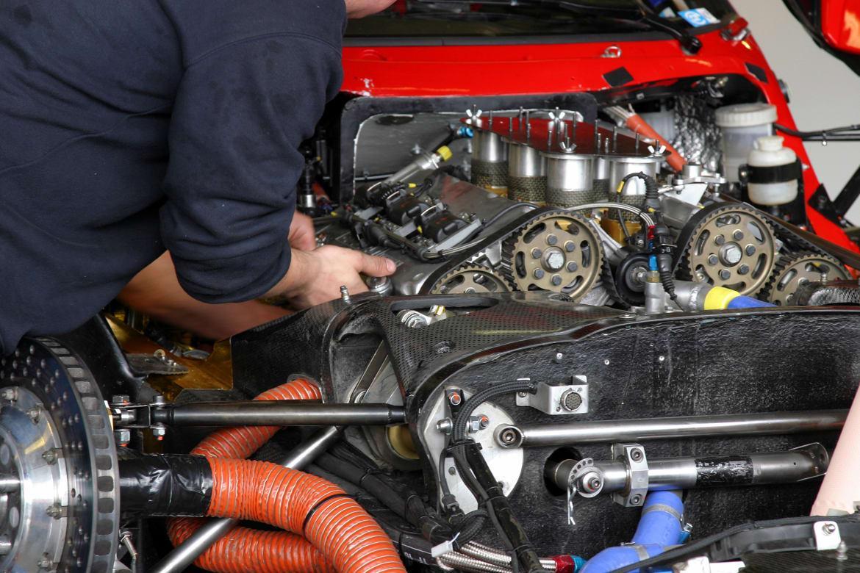 engine vibration