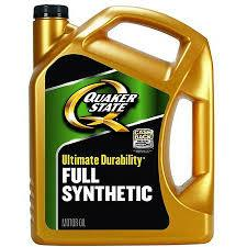 Full synthetic oil 2016