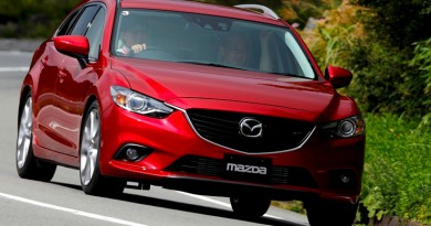 mazda best selling cars