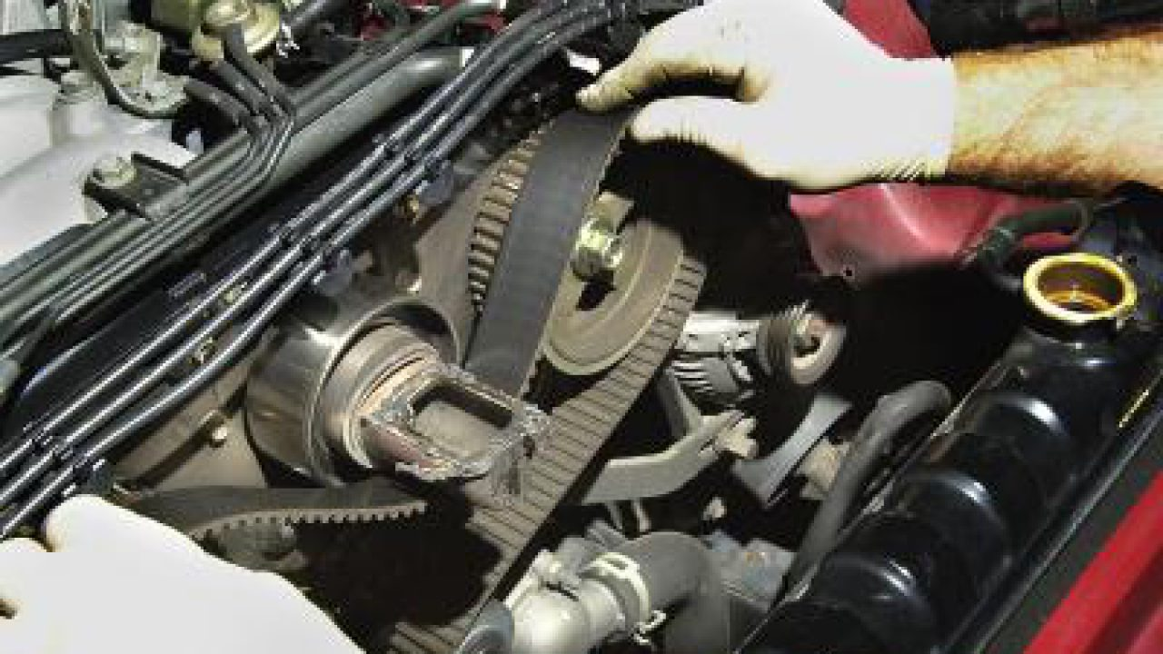 When To Change Timing Belt >> Easy Ways To Replace Timing Belt At Home Car From Japan