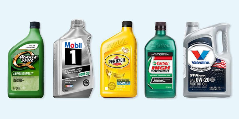 Best motor oil brands