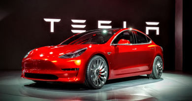 Tesla gen 3 - New electric luxury sedan