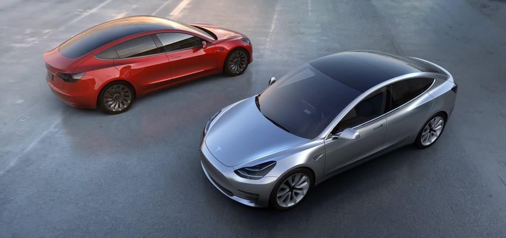 Model S 3 is the new milestone of Tesla