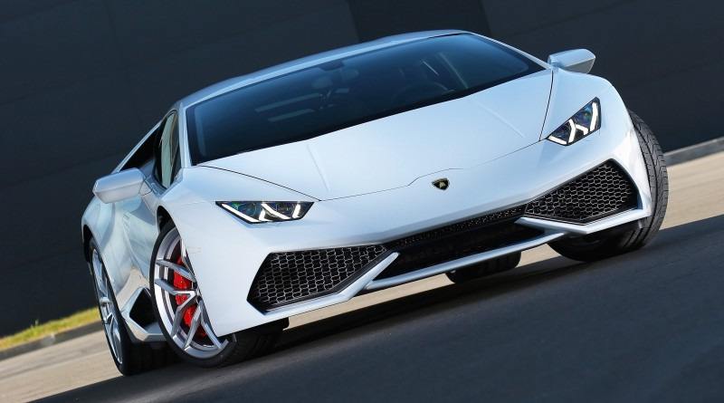 10 Enjoyable Lamborghini Facts