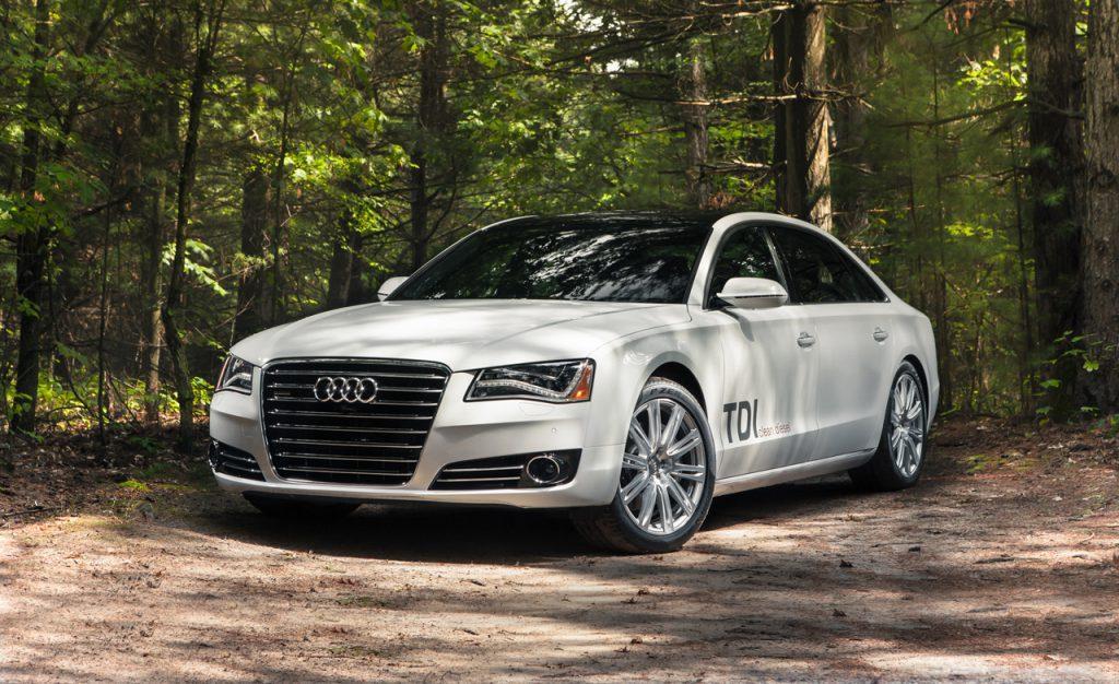 best selling car audi A8