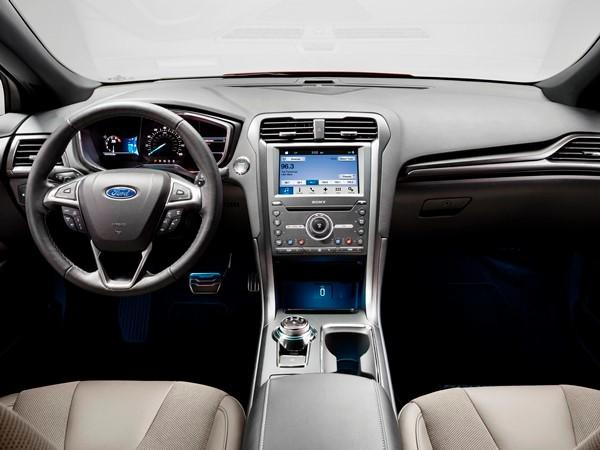 2017 Ford Fusion Review The Americans Get It Right Car