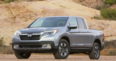 Honda Ridgeline reviews