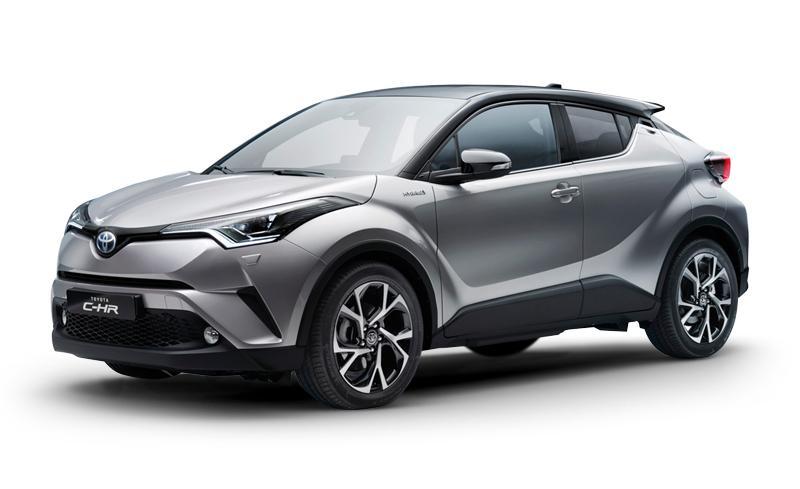 2017 Toyota C Hr Is A Dream Car Car From Japan