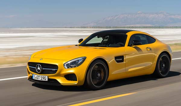 2017 Mercedes Amg Gt Is Perfectly Revamped To Hit The Race Tracks Car From An
