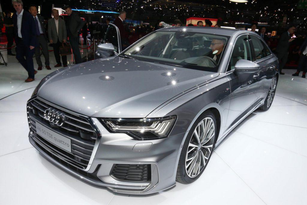 Top 10 Best Selling Audi Models