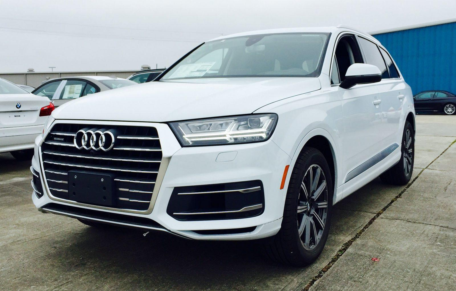 2018 audi q7 0 to 60 12