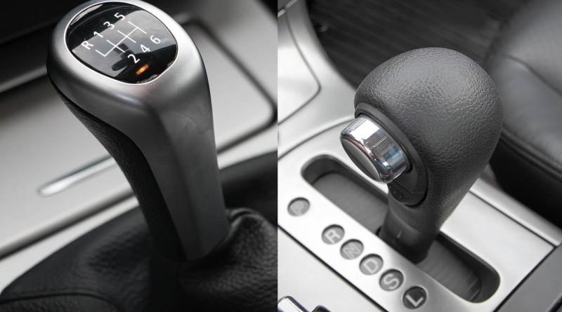 Manual vs automatic transmission myths