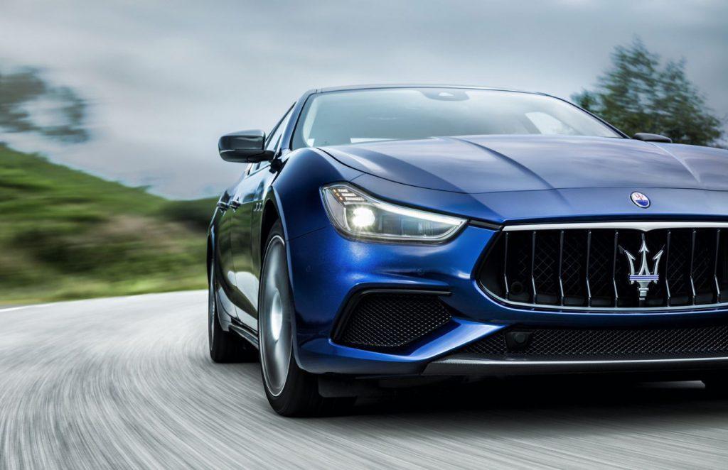 10 Noteworthy Maserati Facts Car From Japan