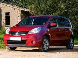 Nissan Tiida vs Nissan Note: specs, performance, comparison
