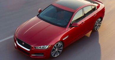 2017 Jaguar XE is an Elegant Ride