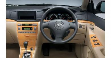Toyota Allex vs Runx