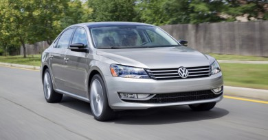 Volkswagen best selling cars