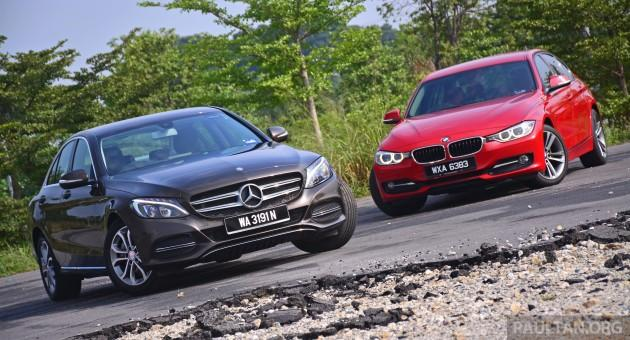 3 Points To Decide The Winner Of Bmw 3 Series Vs Mercedes C Class
