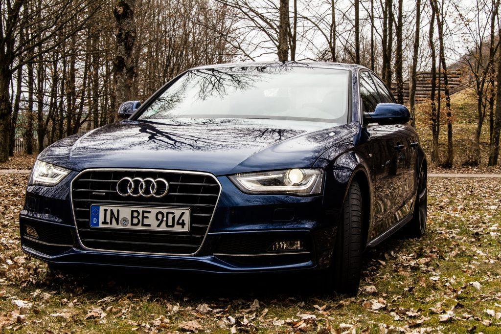 best selling Audi car A4 30TFSI