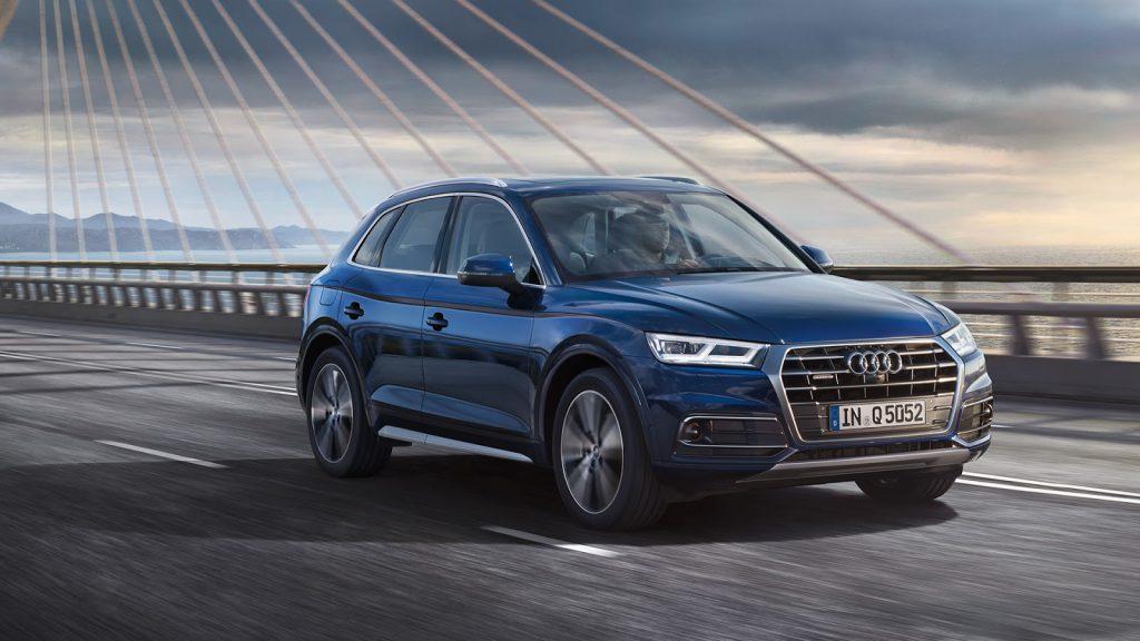 Elegant Design Is What Make Audi Q5 Famous