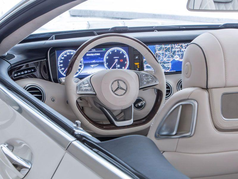 2017 Mercedes Benz S Cl